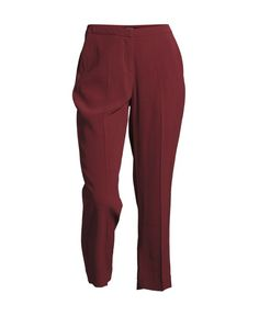 Tiger of Sweden Stoffhose Farbe bordeaux