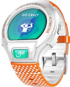 Reloj inteligente (smartwatch) ALCATEL Go Watch http://nuevosrelojes.com/?p=22607