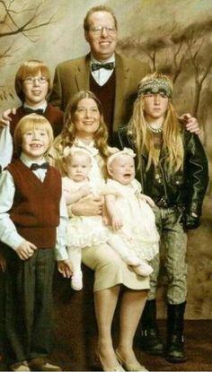 De meest ongemakkelijke familieportretten: Deel 3