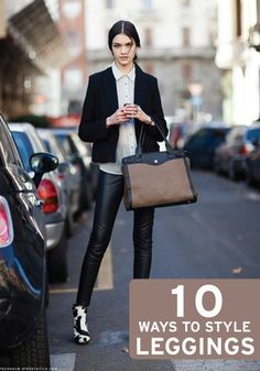 Check out these 10 very polished ways to style this hit fashion trend.