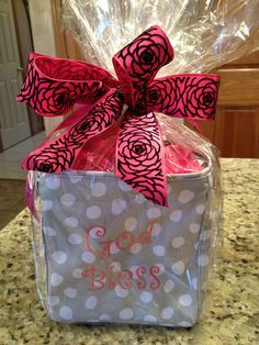 A get-well gift for a friend - Thirty-one Littles