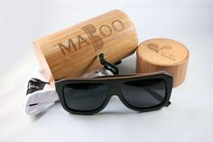 Wooden Sunglasses - Verde Styles - Jays from www.GoldenFlakes.nl