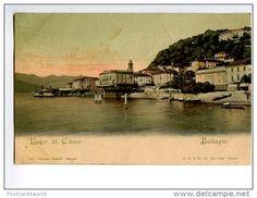 BELLAGIO Lago di Como Lake HOTEL Des Etranders