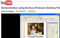 Scribus tutorials may not be quite as plentiful as those for InDesign or QuarkXPress but they are out there. I've rounded up some that I think you may find useful in getting up and running quickly with the free Scribus desktop publishing software.