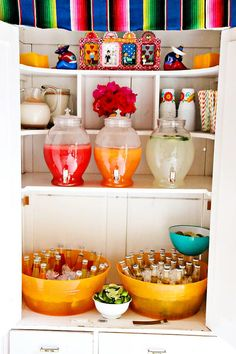 hosting occasions Colorful First Fiesta Celebration: Mexican Fiesta Party, Fiesta Theme Party, Snacks Für Party, Party Drinks, Mexican Birthday, Fiestas Party, 1st Birthday Parties, Holidays And Events, Baby Shower