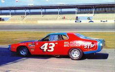 photos of buddy baker's stock cars | 1973 STP CHARGER