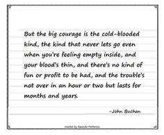Quotable - John Buchan