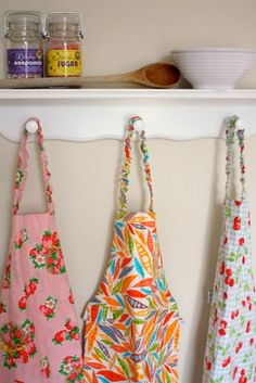 Child's Little Chef ApronRainbow Pea Pods by MaxandEllie on Etsy, $20.00