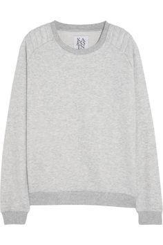 Zoe Karssen Jersey sweatshirt NET-A-PORTER.COM