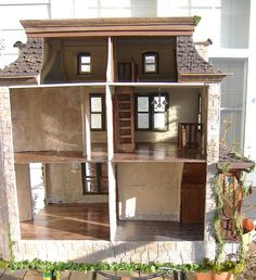 The Lily Victorian Dollhouse