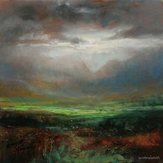 Glencoe Light Study by scottnaismith