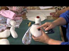 Cachorrinha Porta Pijama VIVI PRADO - Programa Arte que Faz 04/04/2015 - YouTube
