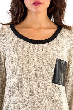 Tobi - Dark Element Sweater