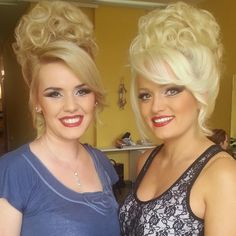 Dueling Updos