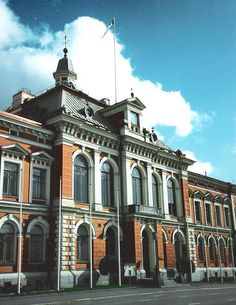 Town Hall in Kuopio
