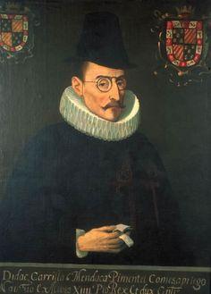 DiegoCarrillodeMendoza.jpg. Marqués de Vuelves y conde de Priego