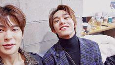 Jaehyun & Lucas - all of ma baby