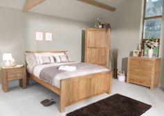 Oakdale Solid Oak Furniture Range Oak Bedroom Furniture Collection Oak Furniture Land www.oakfurnitureland.co.uk