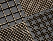 Decorative Wire Mesh Toronto Ontario Canada Stainless Steel Br