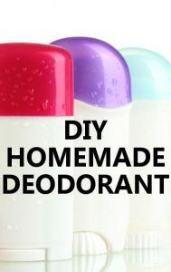 Dr Oz: Homemade Deodorant Recipe & Shark Tank Hosts on Dr Oz