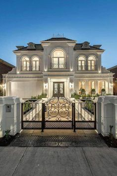 33 best house exterior design you can check 15 House Designs Exterior check design exterior house Classic House Design, Dream Home Design, Modern House Design, Modern House Exteriors, Best Home Design, Modern Mansion, Modern Houses, Dream Mansion, Mansion Houses