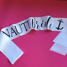 Nauti Bride Bachelorette Party Sash White Rabbits Design https://www.amazon.com/dp/B01DWOFKY6/ref=cm_sw_r_pi_dp_x_YTEkyb5SNVNFW