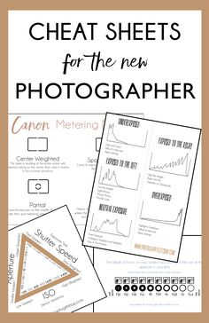 Do you need help shooting on manual with your DSLR camera? If you want to become a great photographer understanding the different settings is a step in the right direction. We've created resources to help you elevate your photography and learn your camera inside out.
