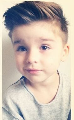 1000 ideas about Cute Boys Haircuts on Pinterest