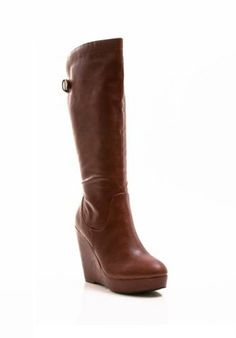 FULL HOUSE 13 WEDGE BOOTS