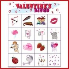 valentine pictionary game