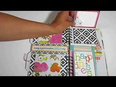 ▶ Heidi Swapp Favorite Things Mini Album - YouTube