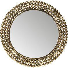 Bathroom Mirrors Guildford mirror masters lattice pattern oversized beveled round model