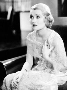 Constance Bennett, 1931.