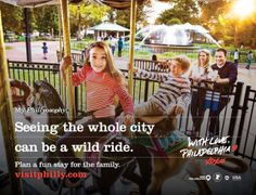 Visit Philly Focuses on Shareable Photos with Brand Campaign Refresh (Skift)