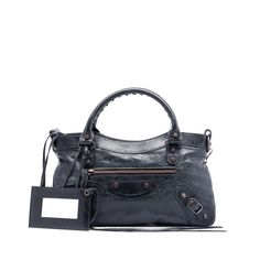 Balenciaga Classic First Bsg Anthracite - Discover the latest collection and buy online Women on the Official Online Store.
