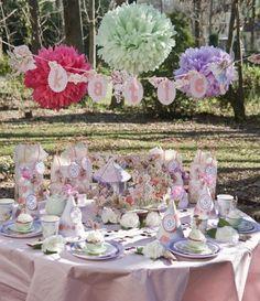 Fairy Tale Party Ideas