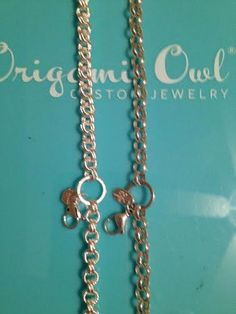 necklace chains on pinterest origami owl jewelry chains