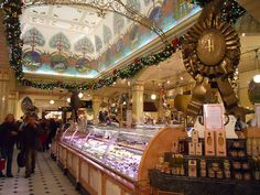 Harrods Food Court, London