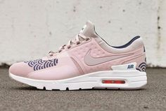 The last silhouette in the #AIRMAX City Pack is the Tokyo Air Max Zero. Coming 26th March. http://ift.tt/1MtZDnu