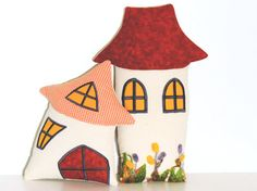 Items similar to House Pillow, Happy Houses Pillow Stuffed Toy, House Shape Pillow, Kids pillow, Whimsical Pillow on Etsy Happy House, Kids Pillows, Room Accessories, Unique Art, Gifts For Kids, Nursery Decor, Baby Kids, Whimsical, Kids Room