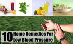 Top 10 Home Remedies for Low Blood Pressure #top10 #homeremedies #lowbloodpressure