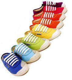 Kawasaki shoes!