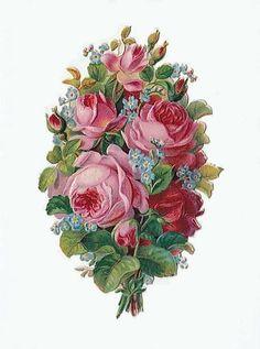 bumble button: labels. Floral bouquet  http://www.bumblebutton.blogspot.ca/search/label/labels