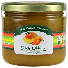 Spicy Adama Salsas Gourmet - Mango Habanero