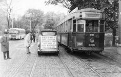30 avril 1968 ..... le dernier tram disparait .....le tram vert à vécu........(1882-1968)