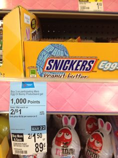 Walgreens: Mars Single Egg Chocolate only $.17!