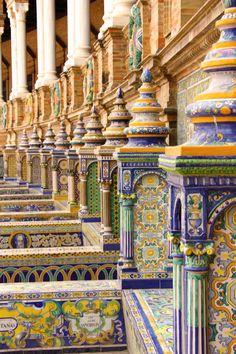 Plaza Espana by LaurenceChiu on 500px