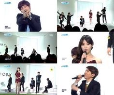 HISTORYs brilliant Dreamer debut stage on Inkigayo with the help of IU