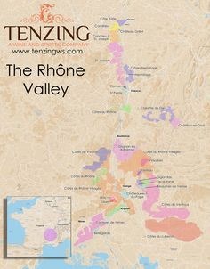 CLICK HERE FOR MORE WINE MAPS!!