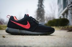 "Nike Roshe Run ""Meteorology"" Custom"